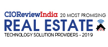 20 Most Promising Real Estate Technology Solution Providers - 2019