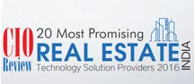 20 Most Promising Real Estate Technology Solution Providers - 2016